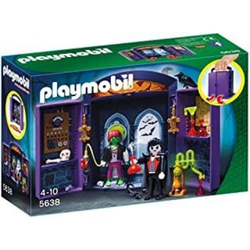 playmobil coffre vampire et mutant 5638