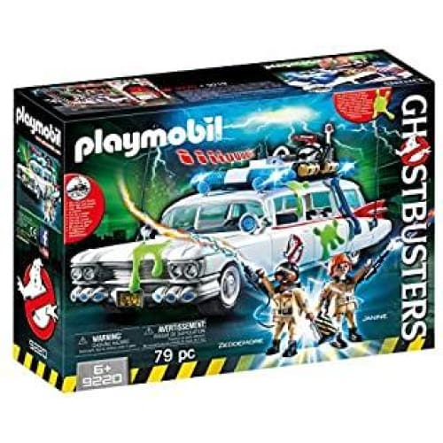 playmobil ecto 1 ghostbusters 9220