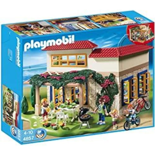 playmobil summer cottage cr11