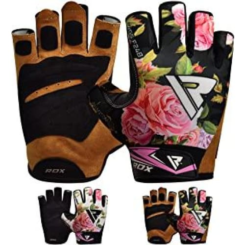 rdx gants de musculation femme gym dentrainement pour ladies bodyb