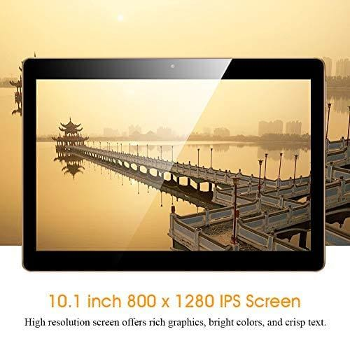 tablette tactile 10 1 pouces 3g qimaoo android 8 quad core