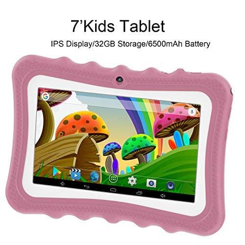 tablette tactile enfants 7 pouces hd ips 1024600 android 6 0 quad co