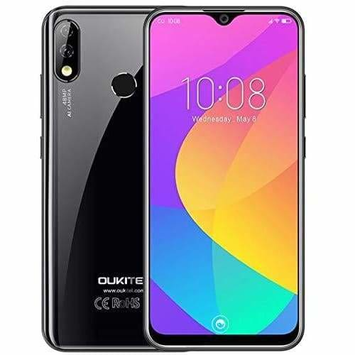 telephone portable debloque 2019 oukitel y4800 camera ai 48mp 5mp