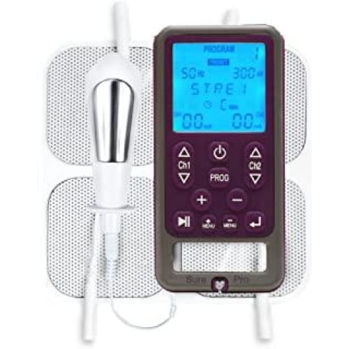 tenscare sure pro appareil delectrostimulation perineale semi profes
