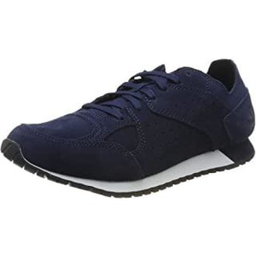 timberland lufkin oxford sneakers basses homme bleu navy suede 44