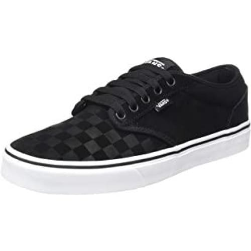 vans atwood suede baskets homme