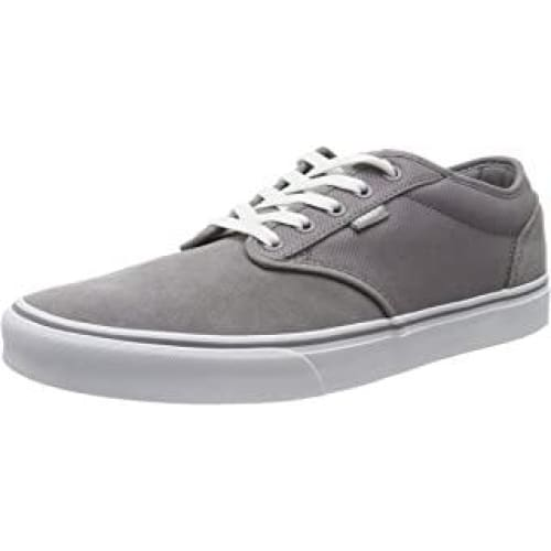 vans atwood textile suede baskets homme