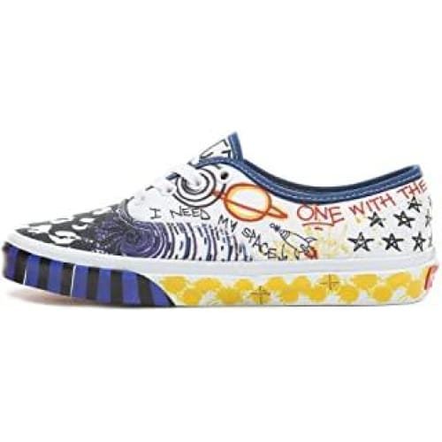 vans authentic toile femme galactic goddess