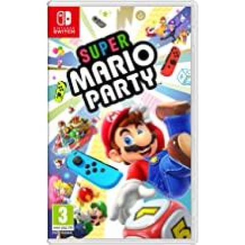 version import super mario party nintendo switch