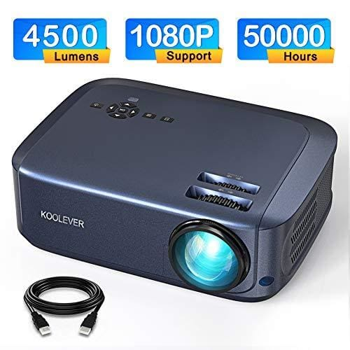 videoprojecteur 4500 lumens full hd home cinema projector prend en c