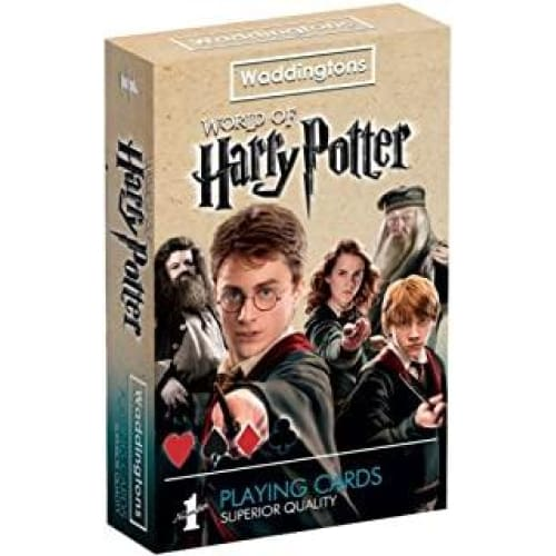 winning moves harry potter 13779 multicolore