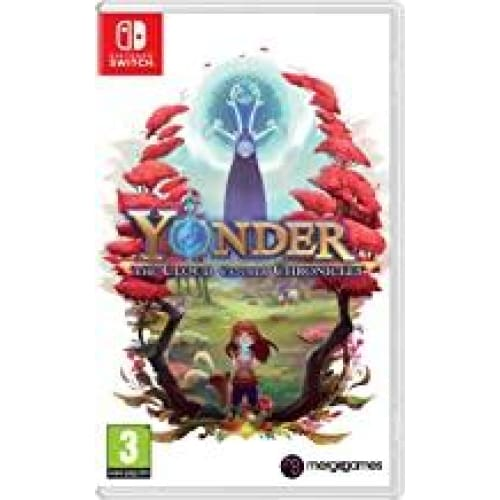 yonder the cloud catcher chronicles switch