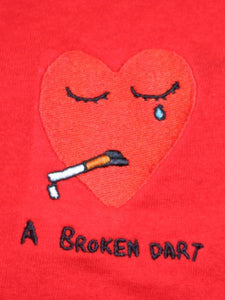 A Broken Dart - Cherry