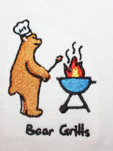 Load image into Gallery viewer, Bear Grills - White