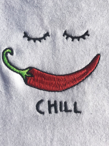 Chill - White LS