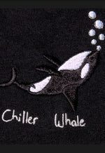 Chiller Whale - LS Black