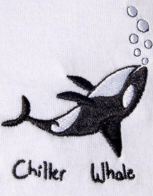 Chiller Whale - LS White