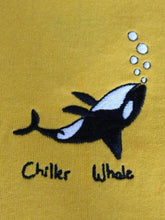 Load image into Gallery viewer, Chiller Whale SS - Golden