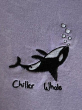 Load image into Gallery viewer, Chiller Whale SS - hand dyed lavendr