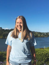 Load image into Gallery viewer, Cool Banana SS - Powder Blue