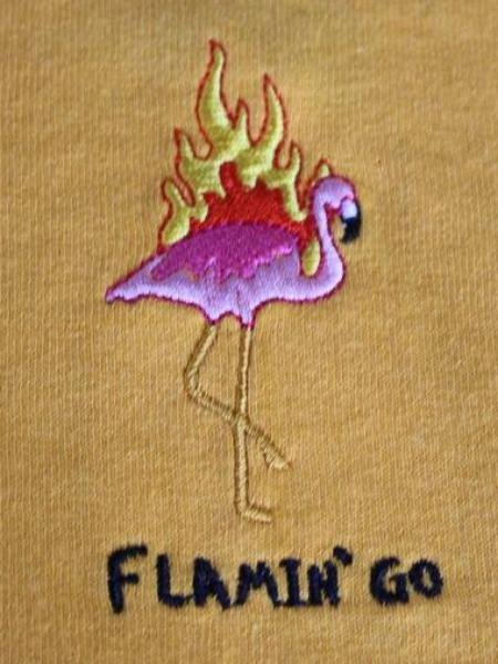 Flamin' Go SS - Gold