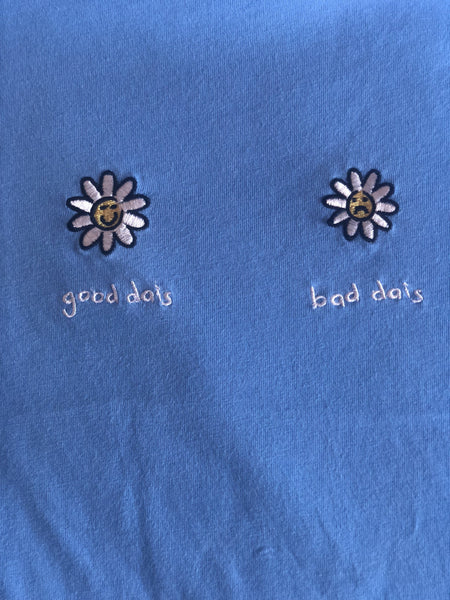 Good Dais Bad Dais LS - Blueberry