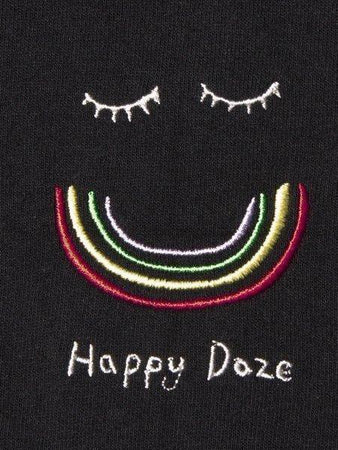 Happy Daze SS - Black