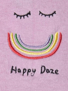 Happy Daze SS - Light Pink
