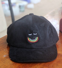 Load image into Gallery viewer, Happy Daze Cord Cap - Black