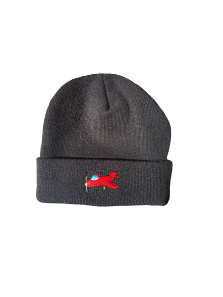 Smile High Club Beanie - Black