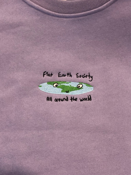 Flat Earth Society Crew - Purple Haze