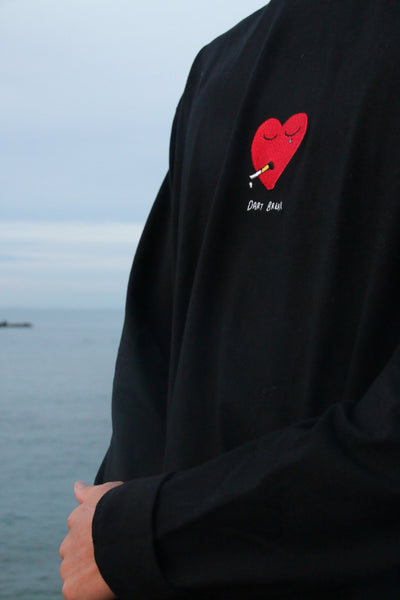 Dart Break LS - Black