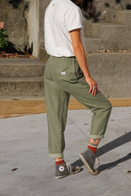 Load image into Gallery viewer, Happily Sad Linen Pants - Khaki