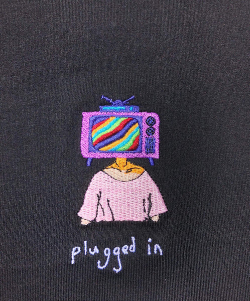 Plugged In - Black