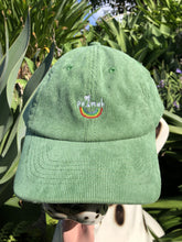 Load image into Gallery viewer, Palmah Corduroy Cap - Forest