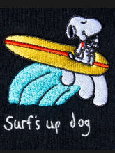 Load image into Gallery viewer, Surf's Up Dog SS - Navy