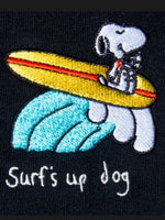 Surf's Up Dog SS - Navy