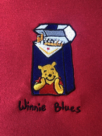 Winnie Blues Crew - Cherry