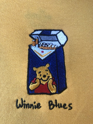 Winnie Blues - Gold