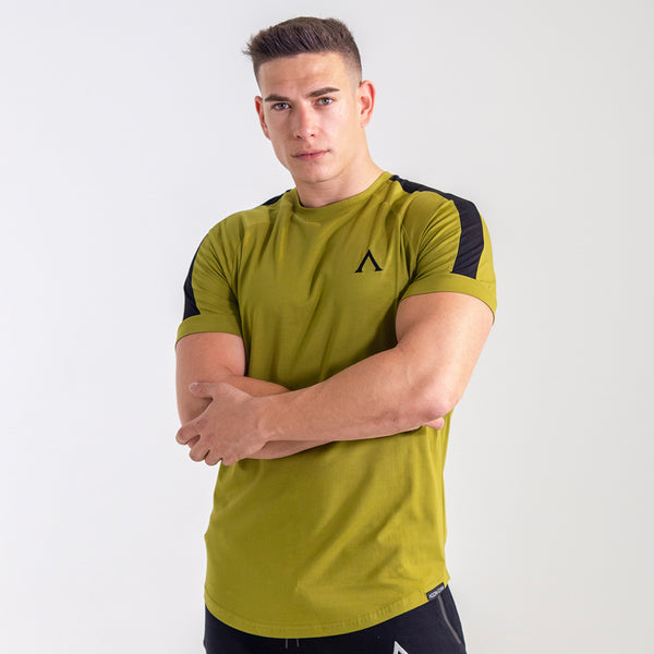 LEGACY T-SHIRT - LIGHT GREEN ARMY