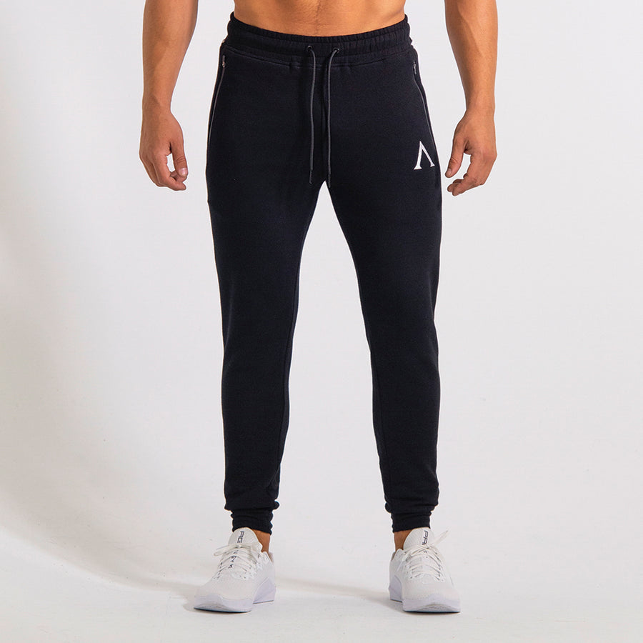 AESTHETIC JOGGERS - BLACK