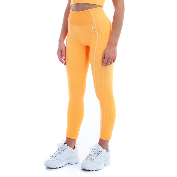 LEGGING FLUOR - ORANGE