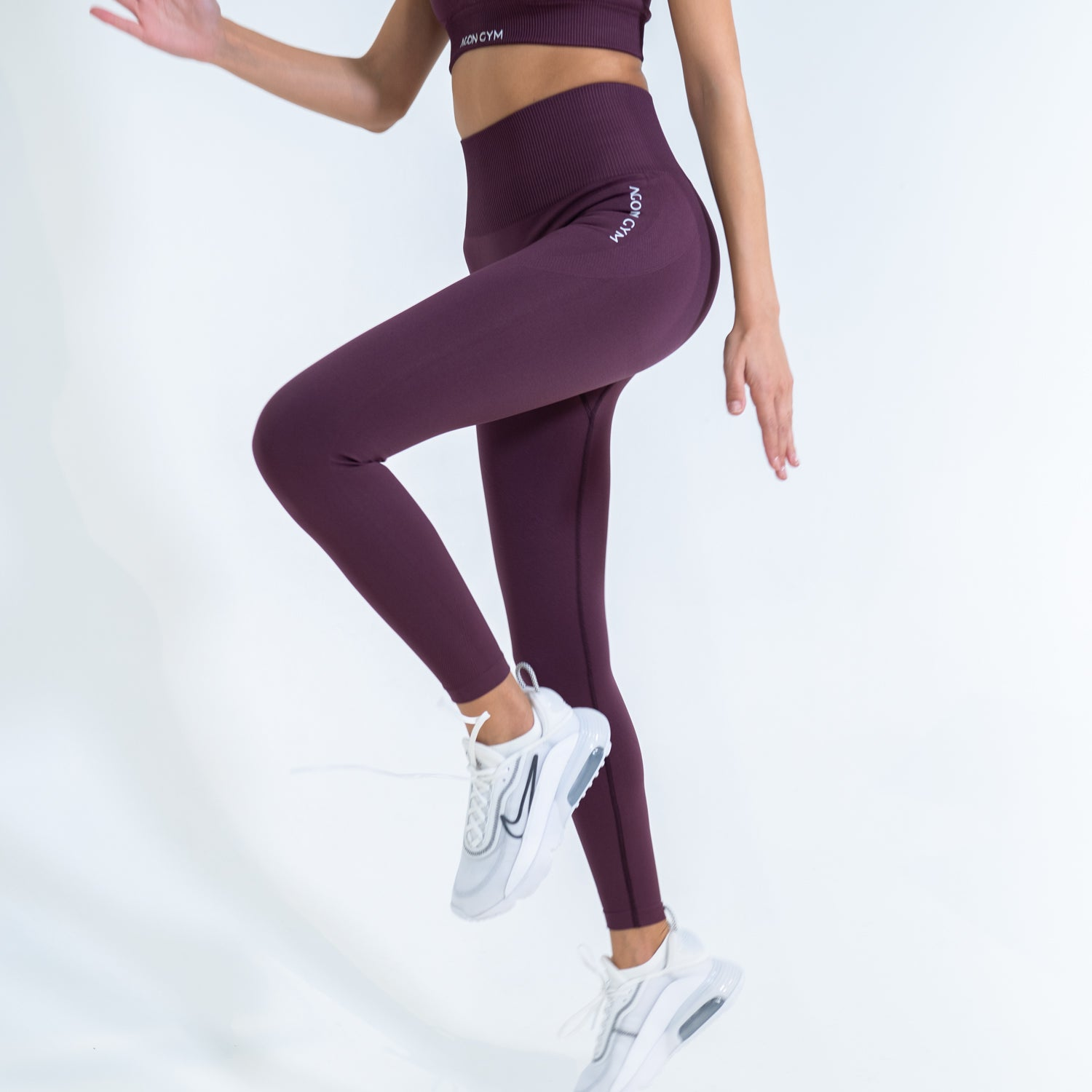LEGGING CURE COMFORT - PURPLE