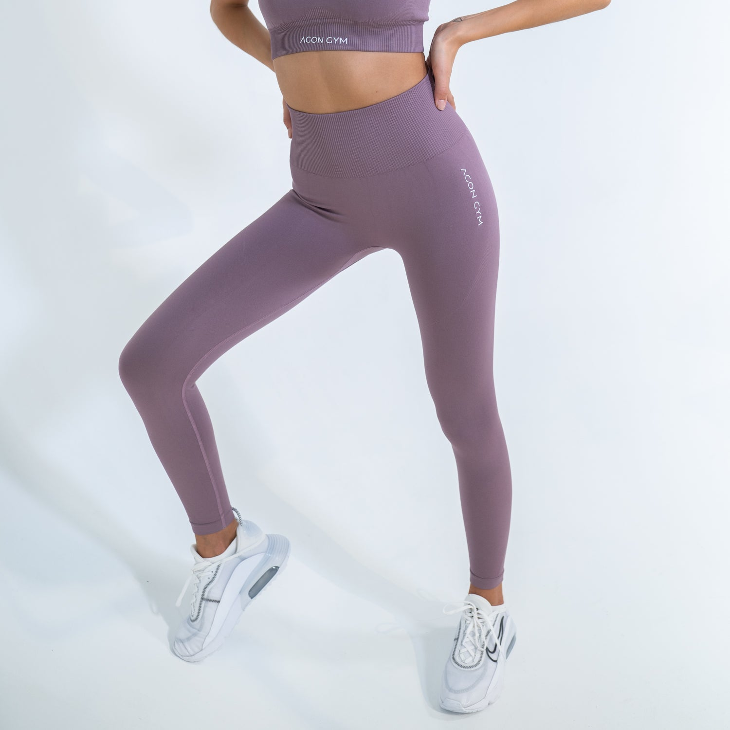 LEGGING CURE COMFORT - SWEET PURPLE