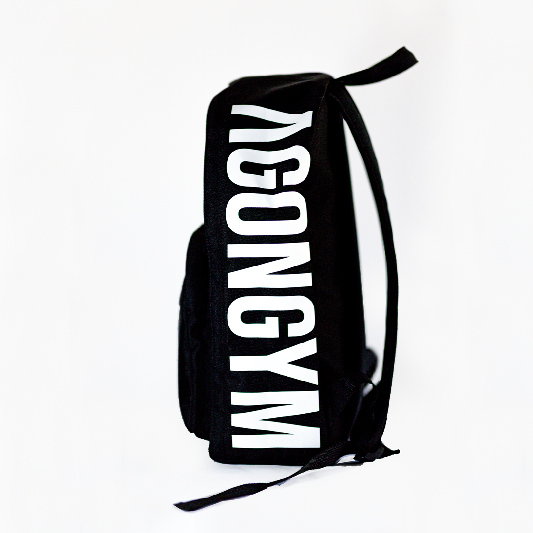 AGONGYM BACKPACK - BLACK