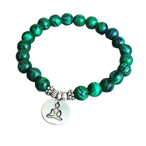 Bracelet With Buddha Charm