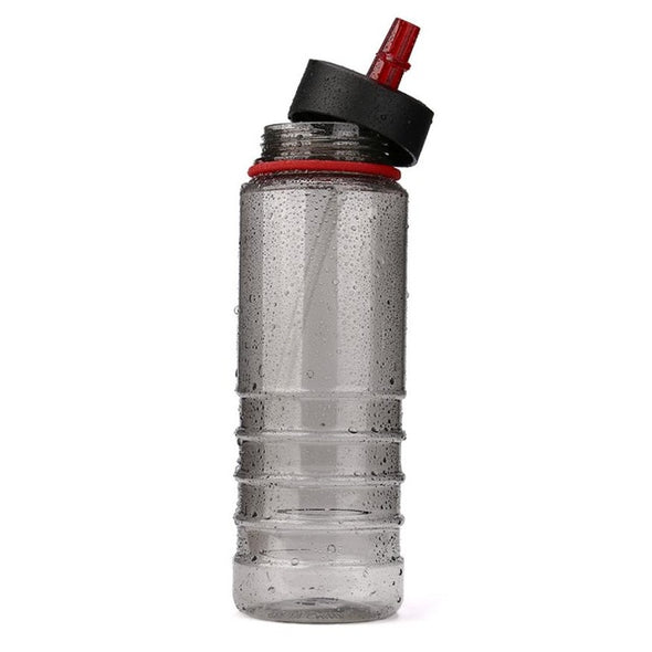 Drink Bottle With Straw