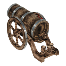 2l Cannon Oak Barrel