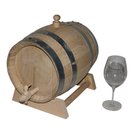 10lt Oak Barrel