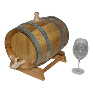 -10lt Oak Barrel-